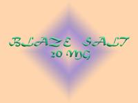 Blaze Salt 20mg - Raspberry Grape Burst (Холодный вкус виноградного сока с малиновой кислинкой)