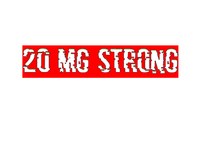 20MG STRONG - Grape Splash (Виноград)