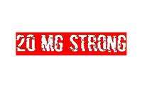 20MG STRONG - Berry Storm (Ягодный микс)