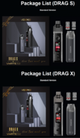 Voopoo Drag S Vmate Pod Limited Edition