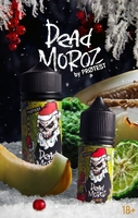 Dead Мороз - Ho ho ho - охлаждённый дынный джем с бергамотом и смородиной salt 20 mg