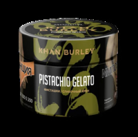KHAN BURLEY Pistachio Gelato