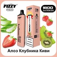 Fizzy 1600 Алоэ Клубника Киви