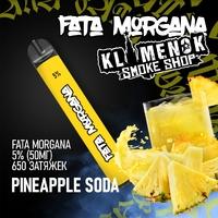 FATA MORGANA 5% 650 PUFF'S  PINEAPPLE SODA