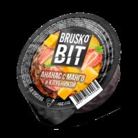 Brusko Bit 20гр - Ананас с Манго и Клубникой