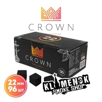 Уголь Crown 22 mm