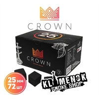 Уголь Crown 25 mm