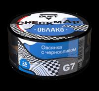 DUFT Chekmate 25гр - G7 Овсянка с Черносливом