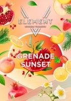 V ELEMENT Grenade Sunset