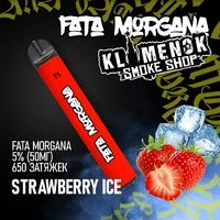 FATA MORGANA 5% 650 PUFF'S  STRAWBERRY ICE