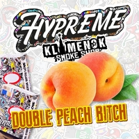 HYPREME DOUBLE PEACH BITCH