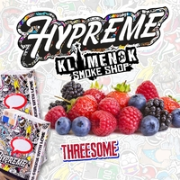 HYPREME 2+1=THREESOME