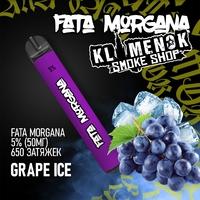 FATA MORGANA 5% 650 PUFF'S  GRAPE ICE
