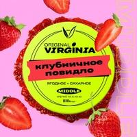 Табак Original  Virginia - Middle 100гр - Клубничное Повидло