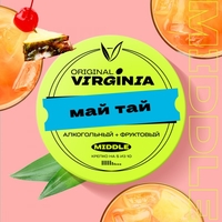 Табак Original  Virginia - Middle 100гр - Май Тай