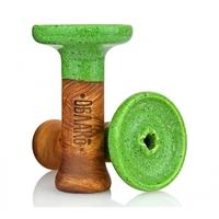 Чаша Phunnel S Glaze Зелёный