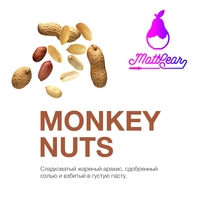 MATTPEAR MONKEY NUTS