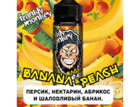 FRANKLY MONKEY LOW COST EDITION Banana& peach