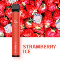 ELF BAR Stawberry ICE (Ледяная Клубника)