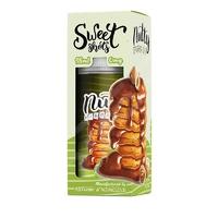 SWEET SHOTS NUTTY PANCAKES