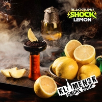 Black Burn LEMON SHOCK
