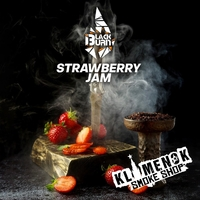 Black Burn STRAWBERRY JAM 200gr