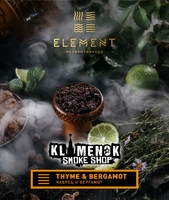 Element Earth Thyme and bergamot