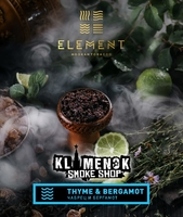 Element Water Thyme and bergamot