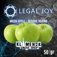 Legal Joy Green apple