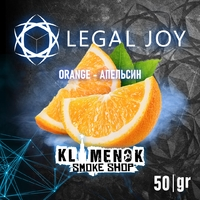 Legal Joy Orange