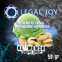 Legal Joy Pistachio ice cream