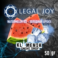 Legal Joy Watermelon ice