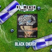 MALAYSIAN TOBACCO BLACK ENERGY