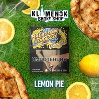 MALAYSIAN TOBACCO Lemon pie