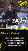 Original Virginia DARK Эфиоп в России