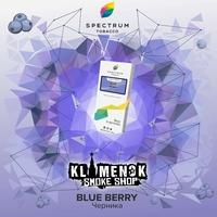 Табак для кальяна Spectrum Classic Blue Berry