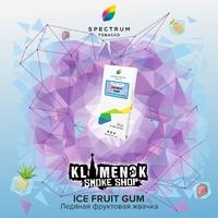 Табак для кальяна Spectrum Classic Ice Fruit Gum