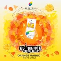 Табак для кальяна Spectrum Classic Orange Mango