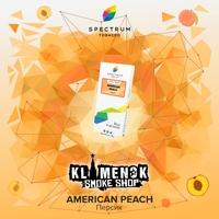 Табак для кальяна Spectrum Classic American Peach