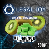 Legal Joy Kiwi gum