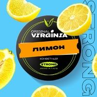 Original Virginia 25гр Strong Лимон