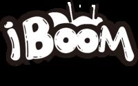 iBOOM - Черника Черный Галлон