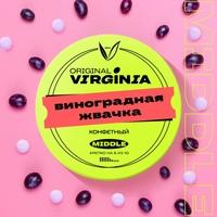 Табак Original  Virginia - Middle 100гр - Виноградная Жвачка