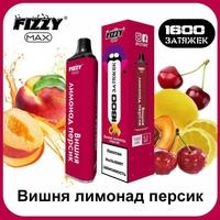 Fizzy 1600 Вишня и персик лимонад