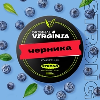 Original Virginia 25гр Strong Черника