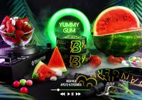 Banger YUMMY GUM (Жвачка Арбуз - Клубника) 25 гр.