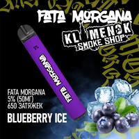 FATA MORGANA 5% 650 PUFF'S BLUEBERRY ICE