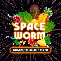 Vacuum Drop 25gr - Space Worm (Кизил Ананас Мята)